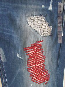 Do you have a favourite pair of jeans or sweater that you wear all the time and the fabric is starting to thin out? Or perhaps you just bought a top and have a stain on it! Don't panic, there are some...