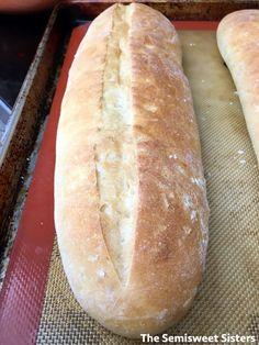 Cuban Sandwich Bread
