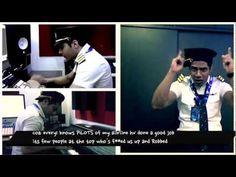 Jobfrust auf YouTube: Air-India-Pilot rappt sich um Kopf und Kragen  ShareThis