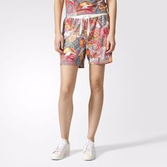 new size 12(M) adidas Originals Fugiprabali Shorts for women BNWT  #adidasoriginals