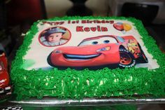 1st year cake of Kevin