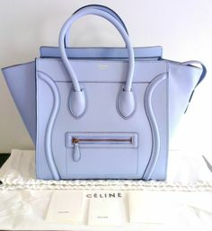 How gorgeous is this lavender Celine from my @eBay Accessory Crazy collection?! #FollowItFindIt