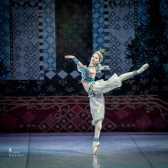 One of Three Odalisques from Le Corsaire  Photo Jack Devant