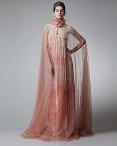 capes made of chiffon - Google Search