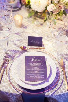 Como usar Ultra Violet na Decoração do seu casamento
