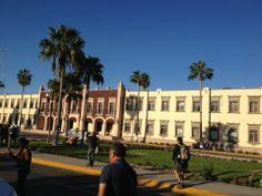Universidad de Sonora en Hermosillo, Sonora