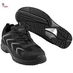 Mascot F0182-906-9888-1139 Logan Chaussures de sécurité Taille W11/39 Noir - Chaussures mascot (*Partner-Link)