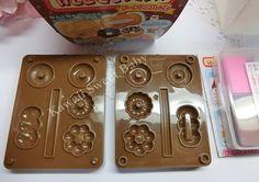 Detalles del molde donuts de Kutsuwa