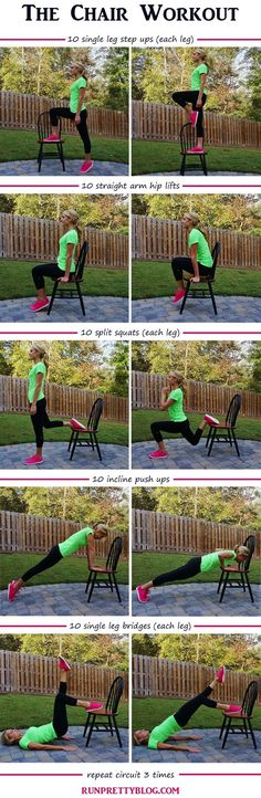 Research shows that resistance training offers similar benefits as aerobic exercise in lowering blood pressure Fitness Diet, Fitness Motivation, Health Fitness, Outdoor Workouts, At Home Workouts, Forma Fitness, Chair Exercises, Strength Workout, At Home Gym