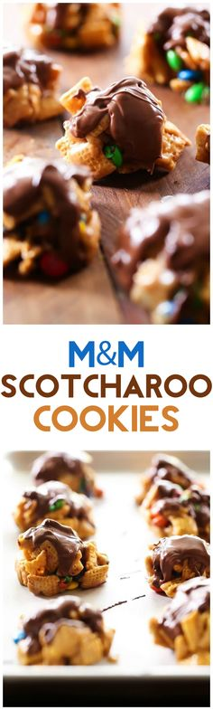 M&M Scotcharoo Cooki
