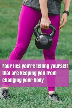 Fat loss progress stalled? Make sure you're not telling yourself one of these lies. Fat loss diet - fat loss workout - fat loss plan - fat loss articles