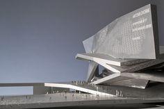 La Philharmonie de Paris | Architect: Jean Nouvel