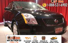 Pre-owned 2009 Nissan Sentra 2.0 S 6sp @ CarOne Kingston.         Unheard of used vehicle financing starting at 0.9% & oil changes for life on select models! Free CarProof reports on all vehicles along with our standard 100 point inspection & certified on site 155 point inspections.        This 2009 Nissan Sentra 2.0 S 6sp has a CD Player, Cruise & much more. Check it out at 1010 Centennial Drive  Kingston, Ontario or http://www.car1.ca.      http://car1.ca/inventory/nissan-sentra-2-0-s-6sp/