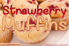 Ad: Strawberry Muffi