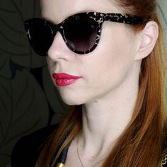 -óculos Julia Petit para Chilli Beans