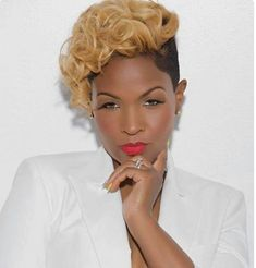 45 Razor Chic of Atlanta Short Hairstyles for Black Women - Short Relaxed Hairstyles, Shaved Side Hairstyles, Cool Hairstyles, Black Hairstyles, American Hairstyles, Tapered Hairstyles, Asymmetrical Hairstyles, Short Sassy Hair, Braids For Short Hair