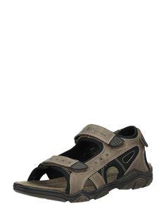 Comfortabele heren sandaal bm