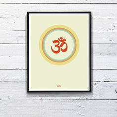 OM  11 x 14  PDF by SHORESEA on Etsy, $4.00