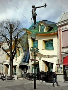 Architectural Designs - Crooked House – Sopot, Poland