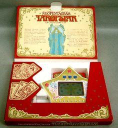 Tarot Star game from Japan