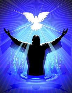 The Holy Spirit of love and power.