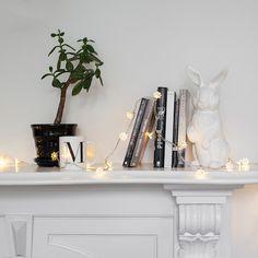 30 Warm White LED Su