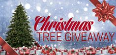 Enter to win a 7 .5 ft. x 60 in. Artificial Christmas Tree with lights from November 3, 2015 through midnight November 9, 2015. For more details on entering the contest visit http://blog.1000bulbs.com/christmas-tree-giveaway/