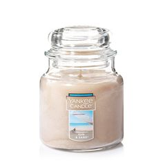 Sun & Sand® Medium Classic Jar Candles - Yankee Candle