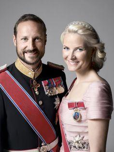 Haakon & Mette Marit - Norway