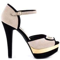 Barnaby - Pearl Suede by Jessica Simpson