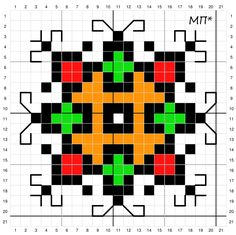 Everything Cross Stitch, Arthritis Exercises, Folk Embroidery, Summer Diy, Pixel Art, Diy Projects, Garden, Crafts, Infant Girl Clothes