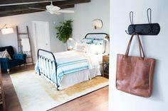 The Baby Blue House   Season 3   Fixer Upper   Magnolia Market   Bedroom   Chip & Joanna Gaines   Waco, TX