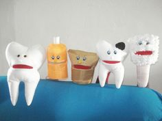 Kit Dentário , Fantoches variedades