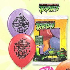Teenage Mutant Ninja Turtles Party Balloons - 6 Count - TMNT Party Balloons by Pioneer, http://www.amazon.com/dp/B002E6IB04/ref=cm_sw_r_pi_dp_gOIkrb03GNHWX