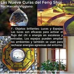 Creando tu destino: 9 curas por Feng Shui