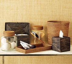 Tava Bath Accessories #potterybarn
