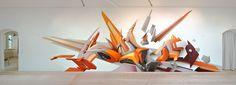 DAIM - Wallpaintings   Contemporary Urban Artist