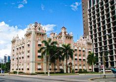 Belém Pará, Brasil - sede da Cia Docas do Pará