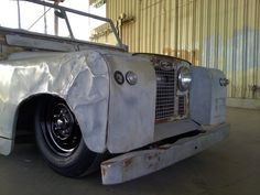 1962 Land Rover Series II