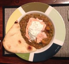 2.2/Indian-spiced red lentils (crock pot) with salmon