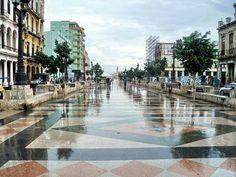 El Prado, La Habana