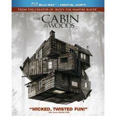 Amazon.com: The Cabin In The Woods [Blu-ray + Digital Copy]: Richard Jenkins, Jesse Williams, Chris Hemsworth, Drew Goddard, Anna Marie Hutchison, Kristen Connolly, Joss Whedon: Movies & TV