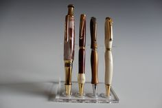 pens are all different prices. just let me know if your interested in one and I can usually get it off to you in the mail the same day.