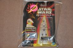 Star Wars Episode I Battle Droid (Light Tan Variant) Figure COMMTECH Chip Hasbro