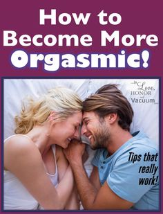 If you have trouble reaching orgasm, here are some super practical tips about becoming more orgasmic in your marriage! Because sex in marriage is supposed to be fun.