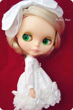 What a cute Blythe dress