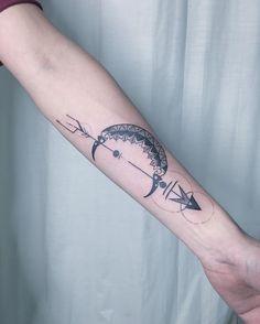 Arrow Tattoo (2)