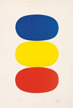 The rest is nonsense. He was one of the funniest men in the world. I sold him an Ellsworth Kelly. He& never seen an Ellsworth Kelly before. Ellsworth Kelly, Hard Edge Painting, Painting Art, Paintings, Motif Vintage, Art Design, Art Plastique, Color Theory, Textures Patterns