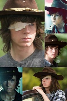 Carl Grimes (Son to Rick Grimes and Lori Grimes/Brother to Judith Grimes) The Walking Dead 2, Walking Dead Funny, Carl Grimes, Judith Grimes, Twd Memes, Memes Humor, Stuff And Thangs, Dead Man, Daryl Dixon