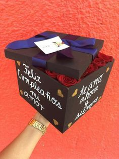Cosas locamente cursis que me gustaría que me sucedieran Boyfriend Anniversary Gifts, Birthday Gifts For Boyfriend, Boyfriend Gifts, Bf Gifts, Cute Gifts, Gifts For Him, Birthday Room Decorations, Little Presents, Cool Gifts For Kids